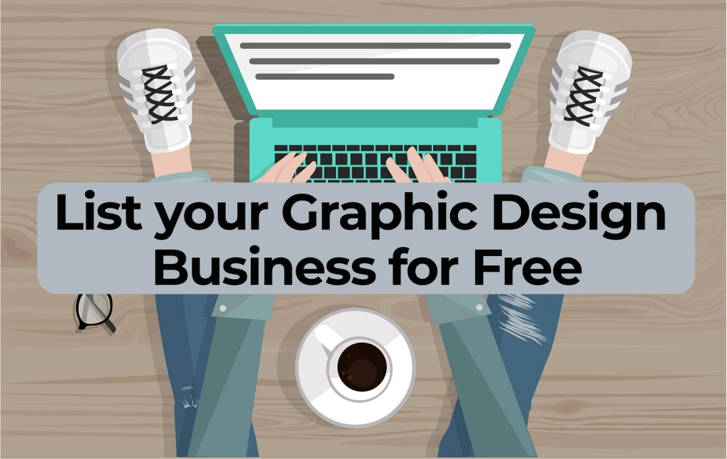 List Your Graphic Design Business for Free